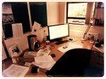 stanowisko pracy z komputerem